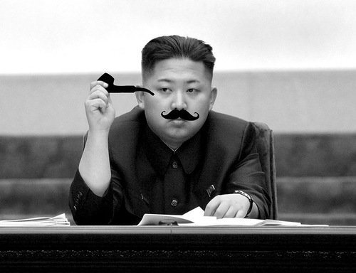 Обработайте фото пожалуйста - Ким Чен Ын