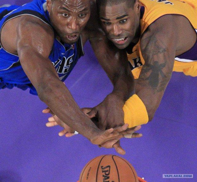 Фотожабы про баскетбол