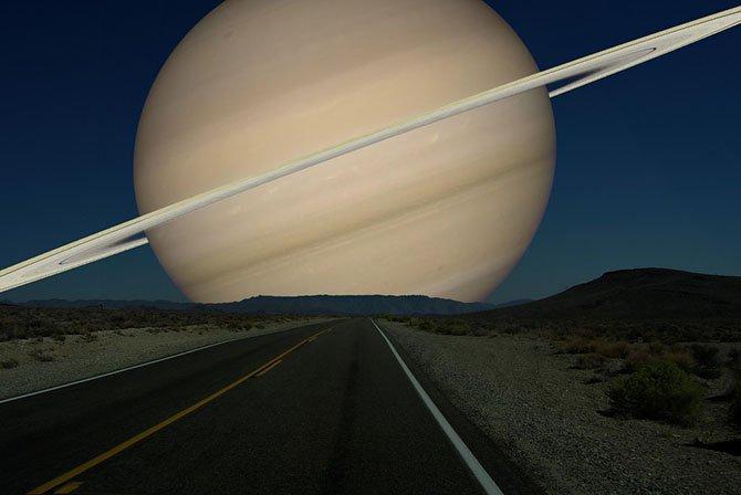 Другие планеты Солнечной системы вместо Луны