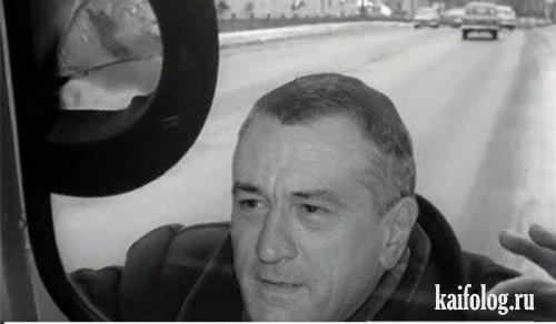 Голливудские звёзды в советских фильмах