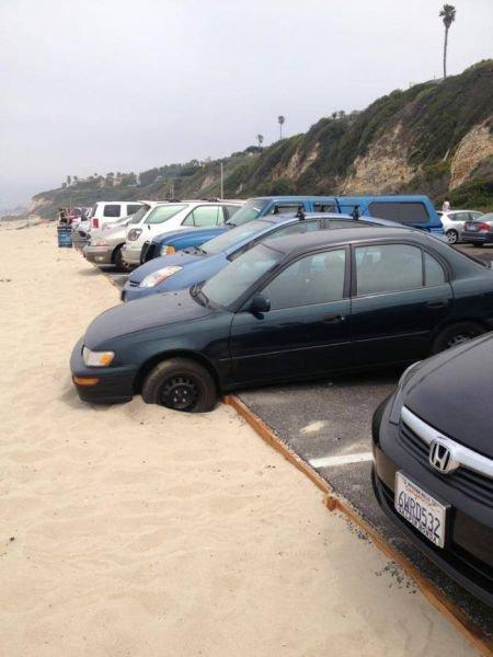 Как нас терпят наши автомобили