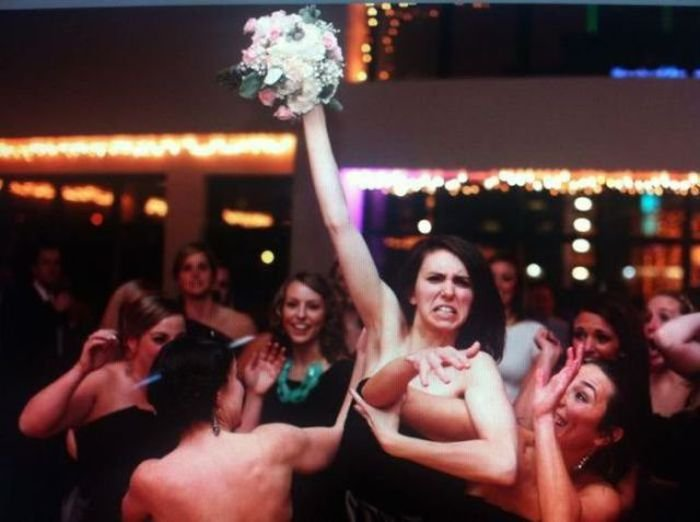 Приколы со свадеб