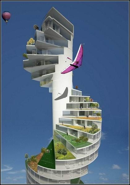 Прикольная архитектура