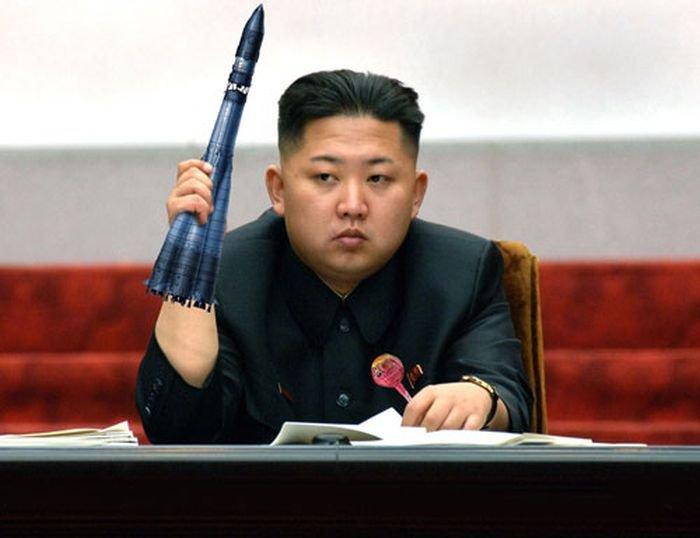Фотожабы на Ким Чен Ына (часть 2)