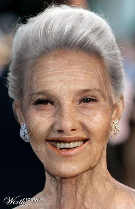 Знаменитости в старости