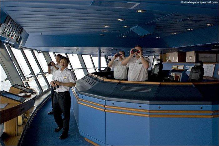 Круизный суперлайнер Brilliance of the Seas (Блеск морей)
