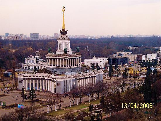 Фотографии красивых мест Москвы
