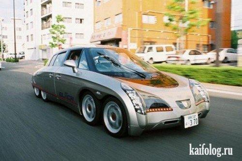 Самые нелепые автомобили