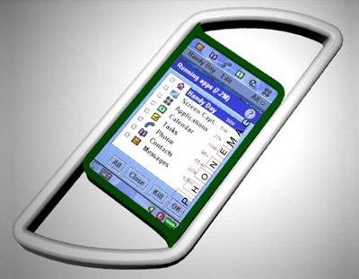 Самые оригинальные мобильные телефоны
