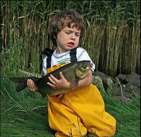 Большой улов - фото с рыбалки