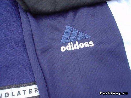 Прикольная подделанная одежда - мировые бренды