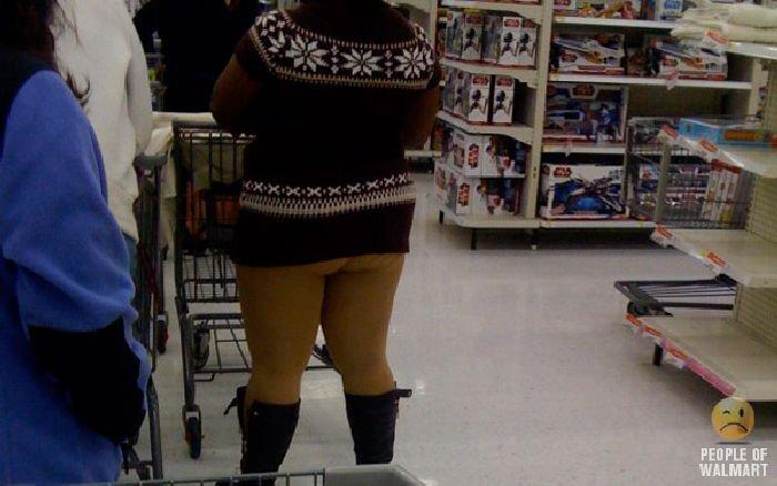 Фотографии американцев в супермаркетах