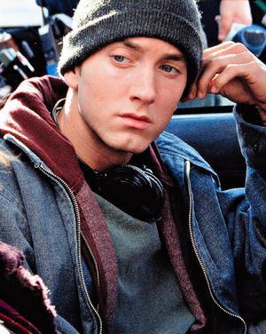 Фотографии Eminem'а - знаменитый рэпер