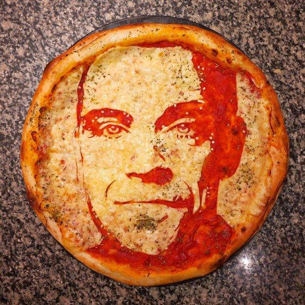 Самые оригинальные пиццы - прикольная кулинария