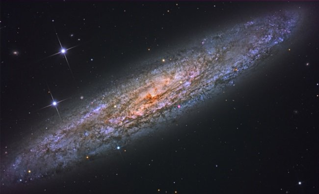 Красивые фотографии космоса