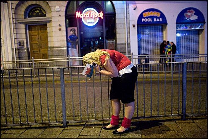 Фото пьяных американских студентов