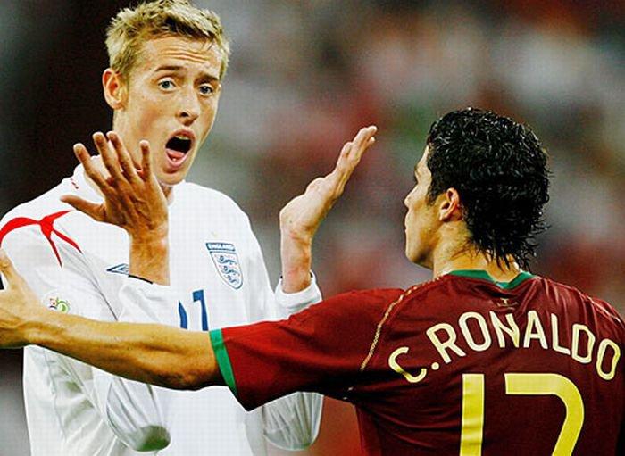 Подруге, картинки футбол смешные