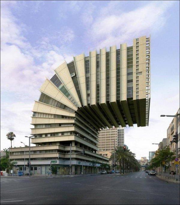 Как сходят с ума архитекторы - прикольные картинки