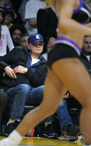 Прикольные фотографии знаменитостей на баскетболе