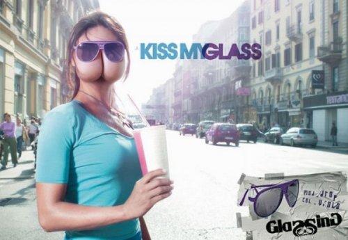 Острая социальная и коммерческая реклама