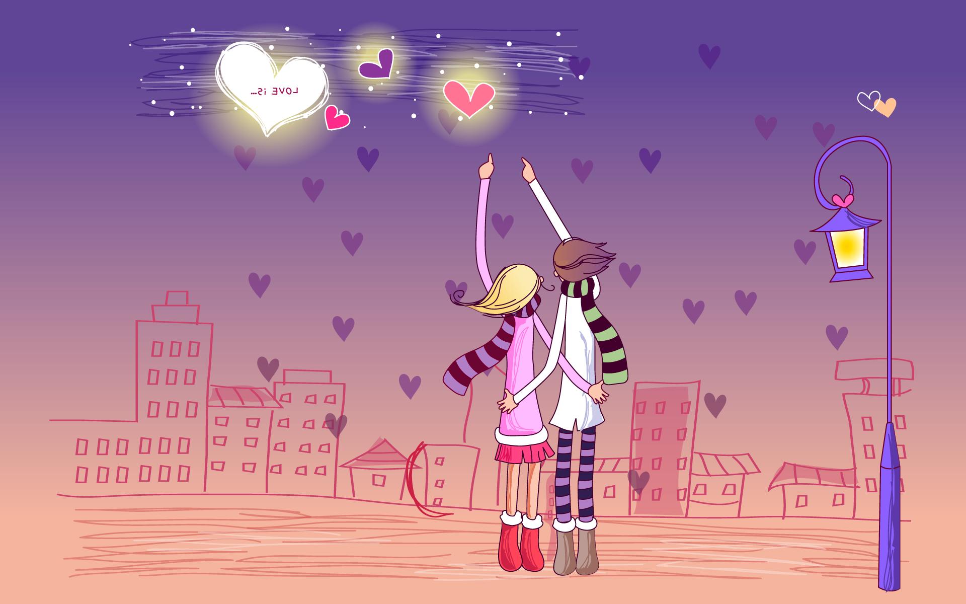 Поздравления с Днем святого Валентина подруге в прозе 20