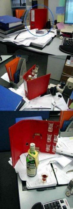 Фейловые ситуации на рабочем месте