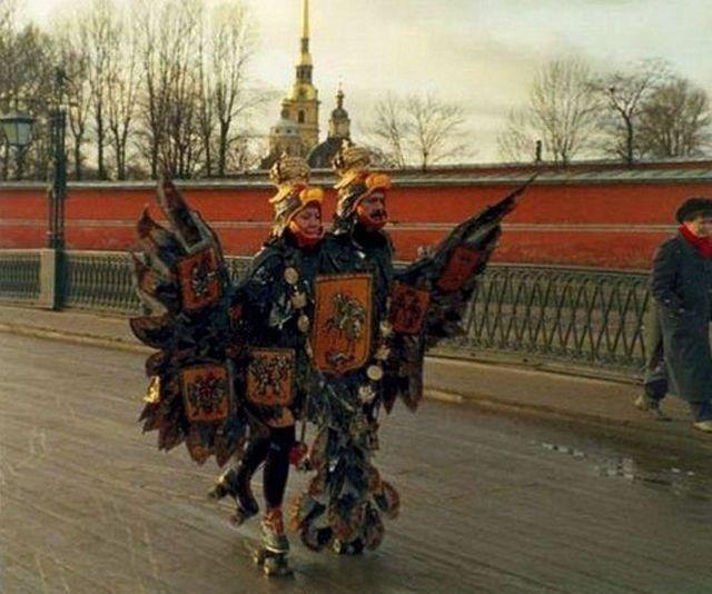 Умом Россию не понять - прикольные фотки
