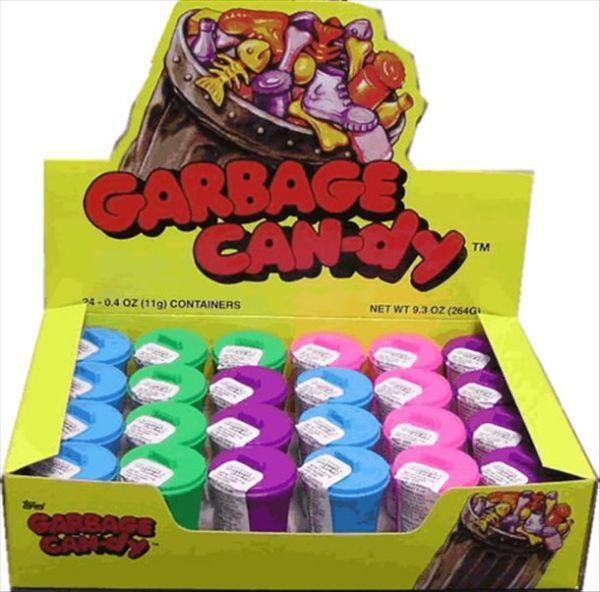 Странные конфеты - жертвы маркетинга
