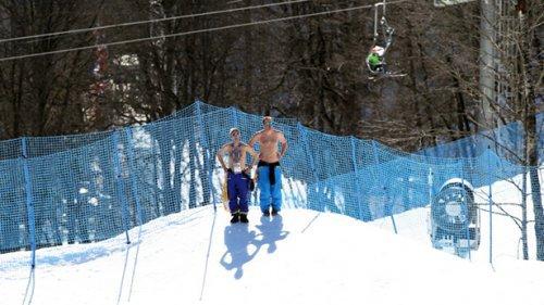 Фото с Олимпиады в Сочи