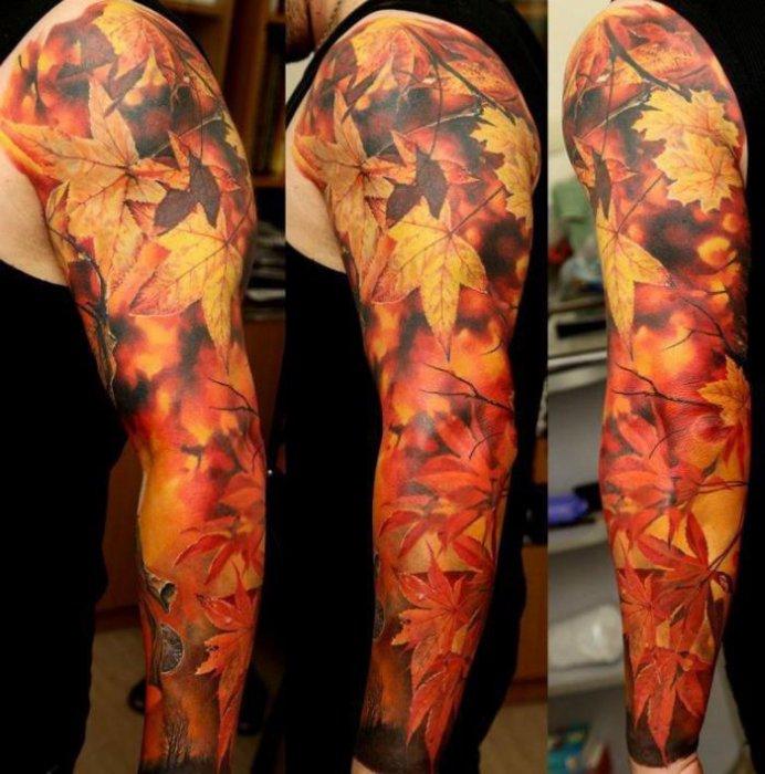 Самый опытный тату-мастер