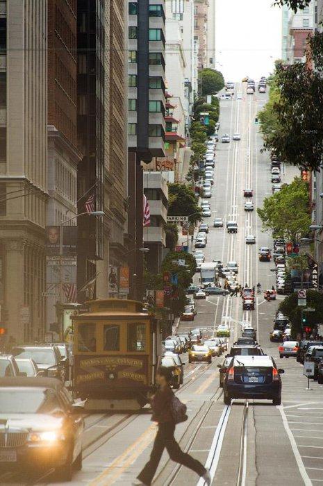 Сан-Франциско - город мечты