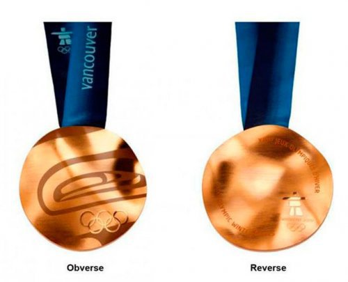 История Олимпийских медалей - до и после