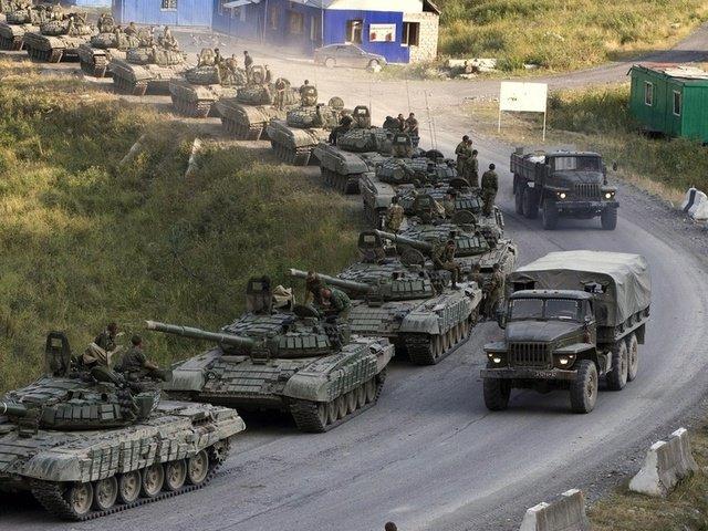ЭТО ВОЙНА!!! Путин вводит войска на Украину