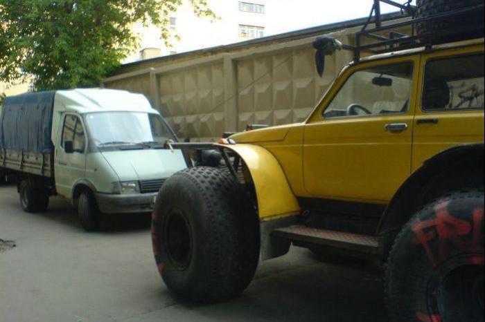Коллекция прикольных автомобилей
