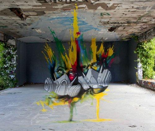 Уличное искусство (street-art)