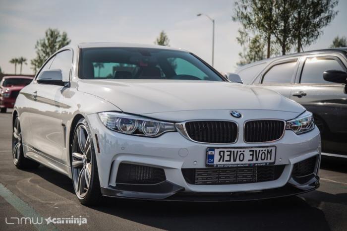 Слёт владельцев BMW - фото красивых машин