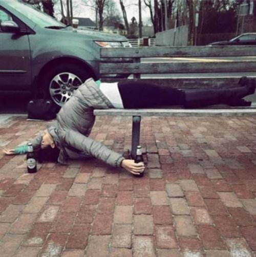 Пьяные и весёлые - фотографии алкашей