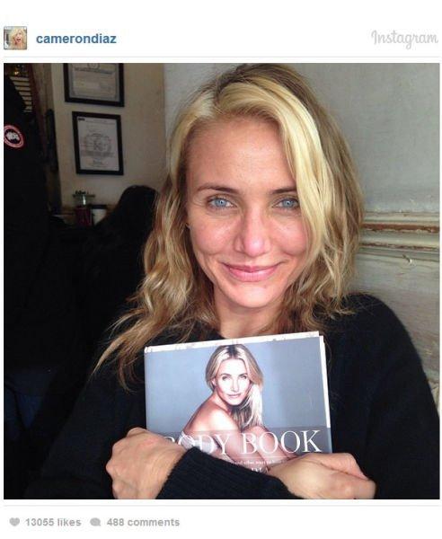 Знаменистости без макияжа - фото из личных блогов