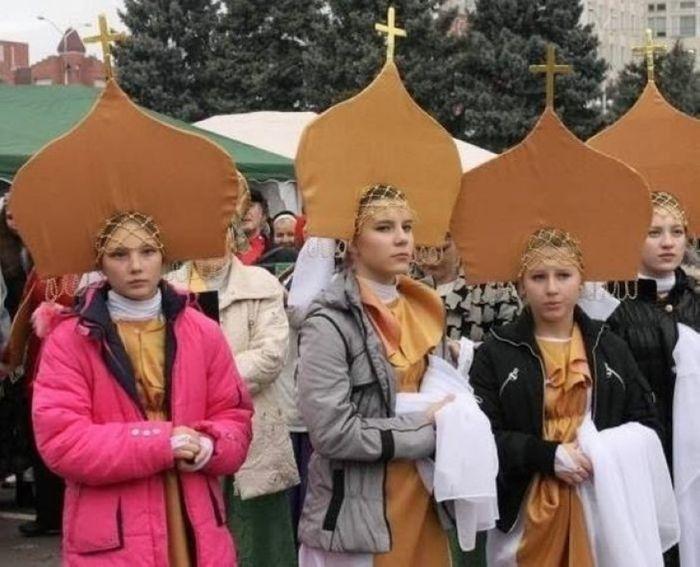 Это Россия... - прикольные картинки