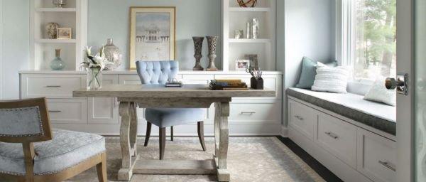 Как сделать красивый домашний офис