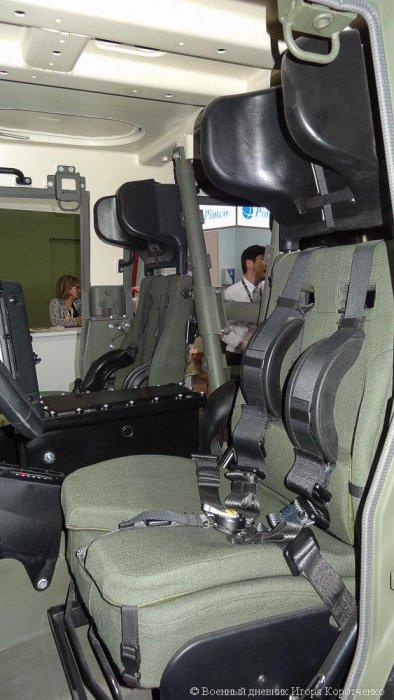 Военный вездеход IVECO LMW 65