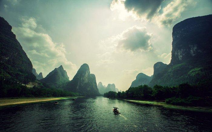 Прикольные места мира. Красивые фото