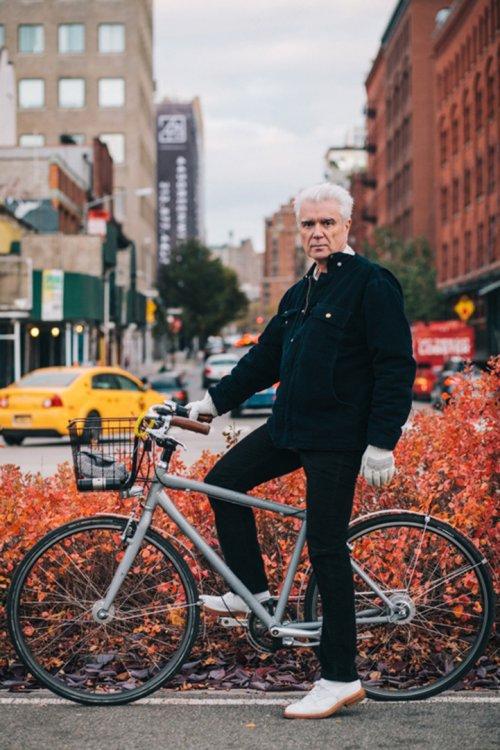 Велосипедисты Нью-Йорка - путешествие в Штаты