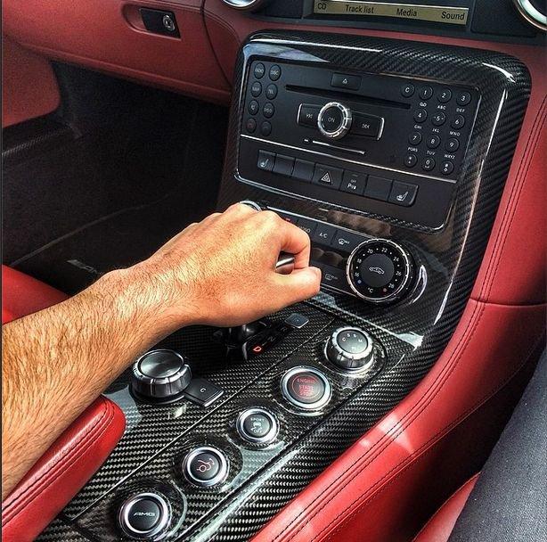 Фотографии самых элитных авто