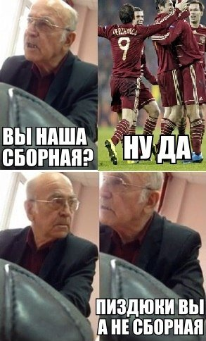 Россия - Алжир 1:1 - приколы про футбол