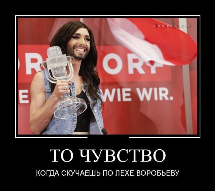 Лучшие летние демотиваторы 2014