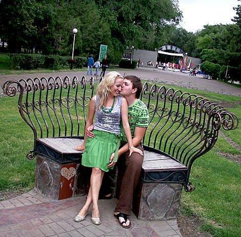 Самые прикольные скамейки мира