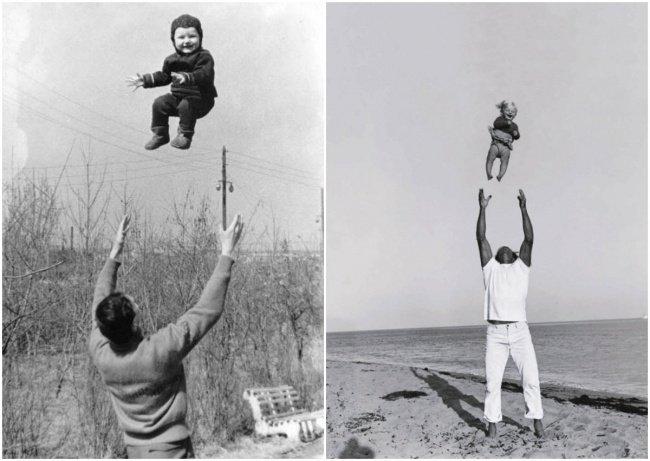 Самое лучшее ощущение в детстве