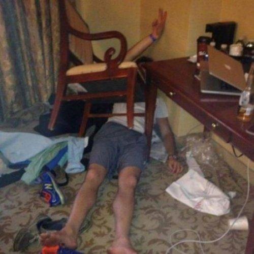 Беззаботное студенчество - смешные фотки