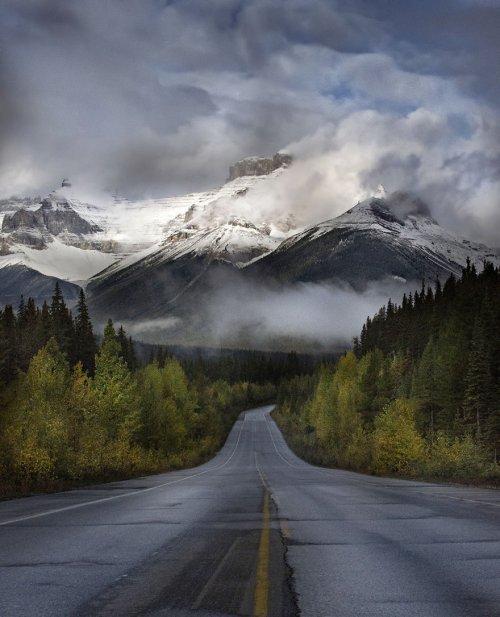 Самые живописные дороги мира